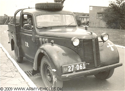 Austin 10 HP Series G, 4 x 2, 12V (Front view, right side)