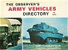 The Observer´s Army Vehicles Directory to 1940