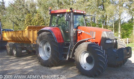 Case IH CVX 1190, 4 x 4, D (Front view, right side)
