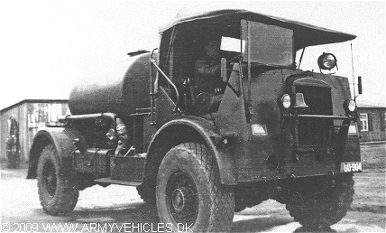 Crossley FWD, 4 x 4, 12V (Front view, left side)