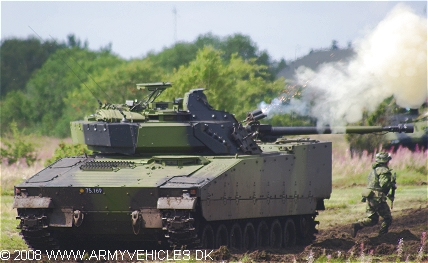 CV 9035 Mk III, 24V D (Front view, left side)