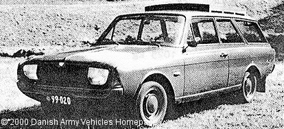 Ford Taunus 17M Turnier, 4 x 2, 6 volt (front view, left side)