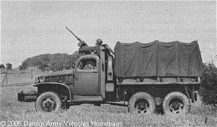 GMC CCKW-352, 6 x 6, 6 V (side view, left side)