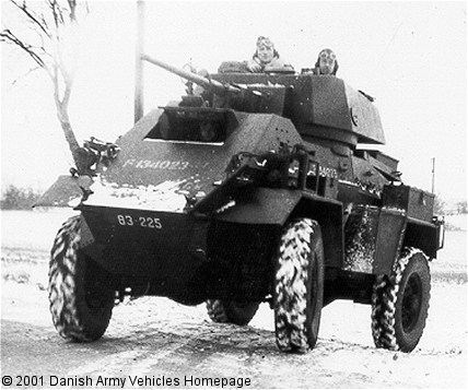 Humber Mk IV, 4 x 4, (Front view, left side)
