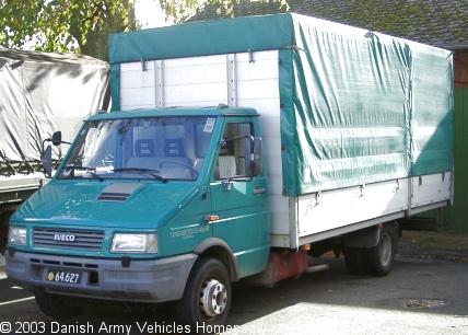 IVECO Daily 59.12, 4 x 2, 12V (Front view, left side)