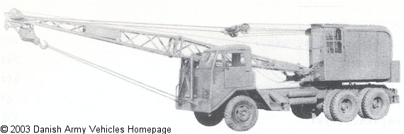 Lorain MC-4, 6 x 4, 12V (Front view, left side)