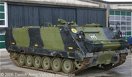 M113 G3 DK EXT (Front view, left side)