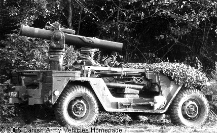 Ford M151A1, 4 x 4, 24 V (Side view, right side)