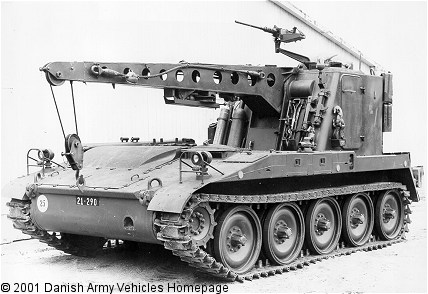 M578D ARV (Front view, left side)