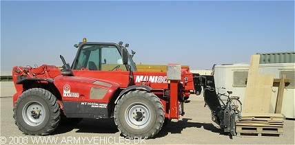 Manitou T1440 (Side view, right side)