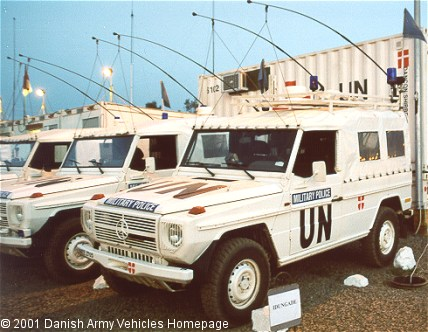Mercedes 240 GD/28, 4 x 4, 24V, D (front view, left side)