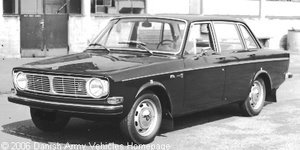 Volvo 144, 4 x 2, 12V (Front view, left side)