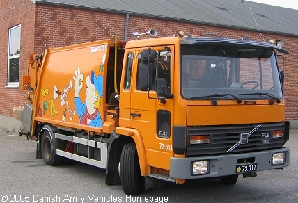 Volvo FL6, 4 x 2, 24V (Front view, right side)