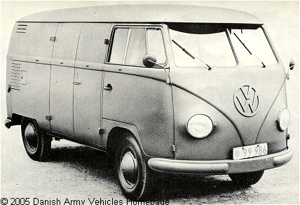 VW M211, 4 x 2, 6V (Front view, right side)